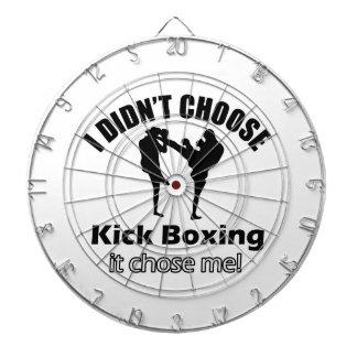 Didn't choose Kick Boxing Dart Boards