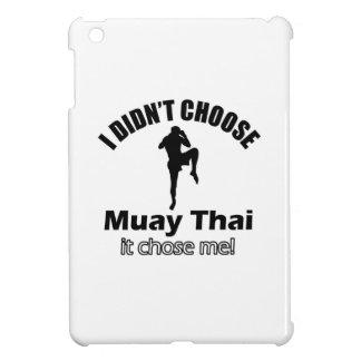Didn't choose muay thai cover for the iPad mini
