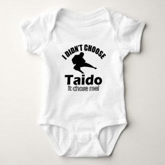 Didn't choose taido shirt