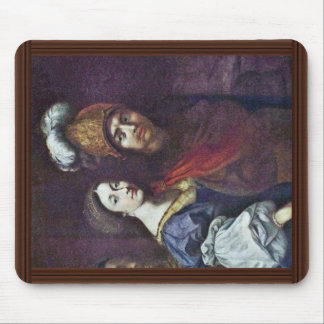 Dido And Aeneas By ? Kréta Karel (Best Quality) Mouse Pad