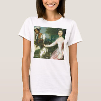 Dido Elizabeth Belle and Lady Murray T-Shirt
