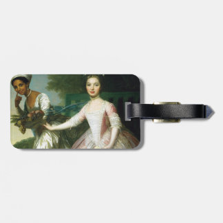Dido Elizabeth Belle and Lady Murray Tag For Luggage