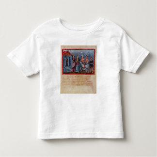 Dido making a sacrifice, from Vergilius Vaticanus Toddler T-shirt