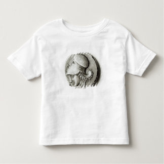 Didrachma of Heracles: obverse depicting Athena Toddler T-shirt