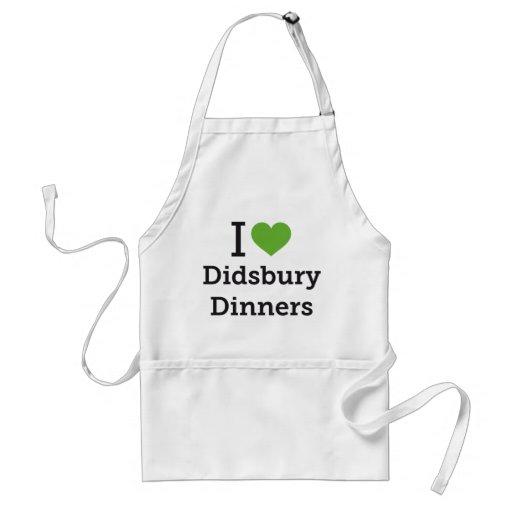 Didsbury Dinners' Apron