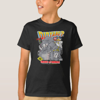 Didyano? Crash of Rhinos T-Shirt