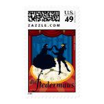 Die Fledermaus, Opera Stamp