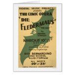 Die Fledermaus Strauss 1938 WPA