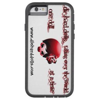 Die Hard Dolls World iPhone Cell Case