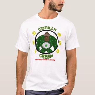 DIE HRAD DENIM: GORILLA GREEN LINE 08' T-Shirt