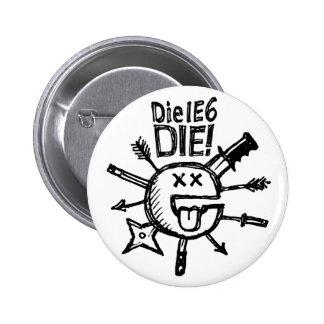 Die IE6 DIE! Sketchnote Button