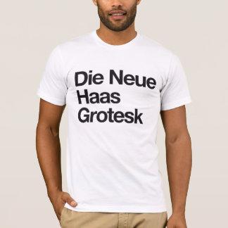 Die Neue Haas Grotesk T-Shirt