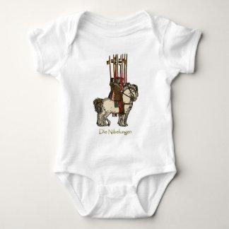 Die Nibelungen Baby Bodysuit