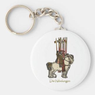 Die Nibelungen Keychain
