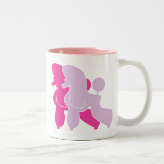 Die pinken Pudel Mugs