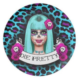 Die Pretty Plate