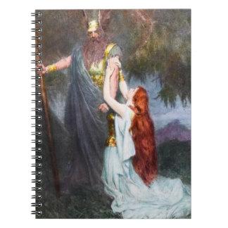 Die Walkure Notebook