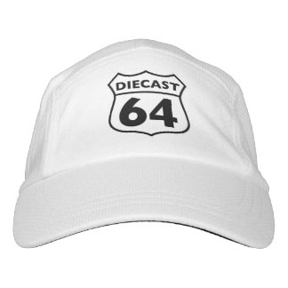 Diecast 64 Hat