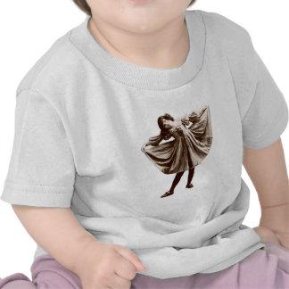 diecinueveavo C. El Curtsy Camiseta