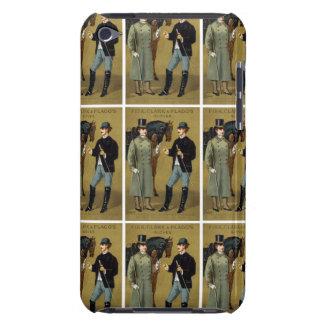 diecinueveavo C. Los guantes de los hombres del vi Case-Mate iPod Touch Carcasa