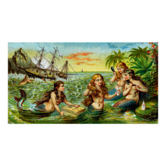 diecinueveavo C Sirenas Poster