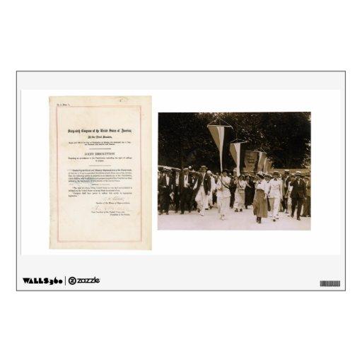 Diecinueveavo constitución de los E.E.U.U. de la e