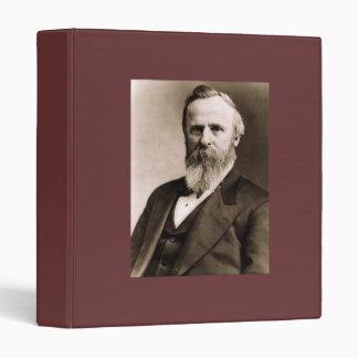 "Diecinueveavo presidente de Rutherford B. Hayes Carpeta 1"""