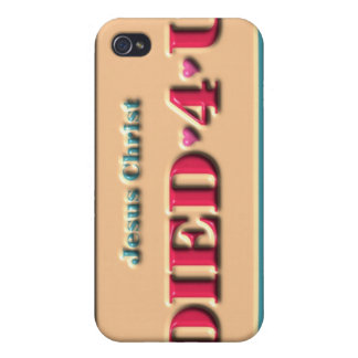 DIED 4 U iPhone Case