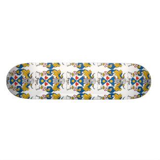 Diego Family Crest Skate Board Deck