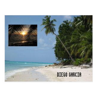 Diego Garcia Postales