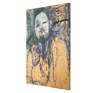 Diego Rivera  1916 Canvas Print