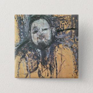 Diego Rivera  1916 Pinback Button