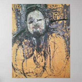 Diego Rivera 1916 Póster