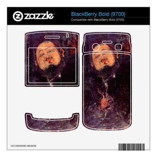 Diego Rivera by Amedeo Modigliani BlackBerry Bold 9700 Skin