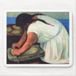 Diego Rivera  - La Molendera, 1923 Mouse Pad