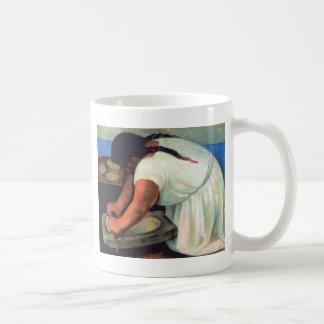 Diego Rivera - La Molendera, 1923 Taza
