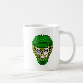 Diehard Skull Goalie Mug