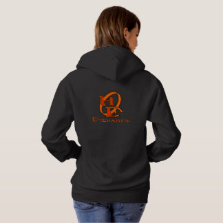Diehards Gamer Graphic on Back Hoodie