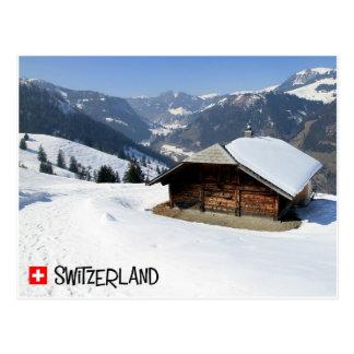 Diemtigtal, Switzerland - Switzerland Postcard