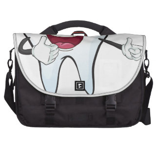 diente bolsas para portatil