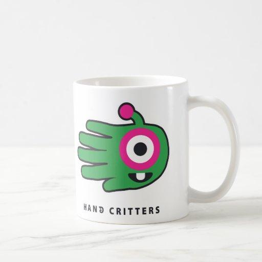 Diente de bebé extranjero tazas de café