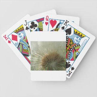 diente de león baraja cartas de poker