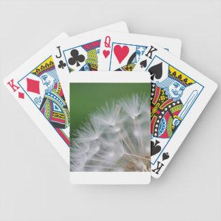 Diente de león cartas de juego