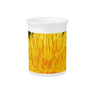 Diente de león jarras