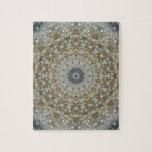 Diente de león mosaico noviembre de 2012 puzzle