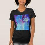 Diente de león Stargazing Camiseta