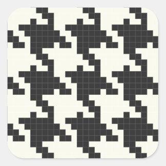 Diente de perros Pixel-Texturizado