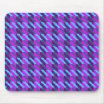 Diente de perros púrpura de la mezcla Mousepad Tapete De Ratones