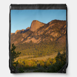 Diente del tiempo, rancho del explorador de mochila