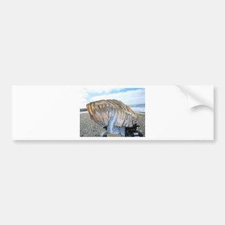 diente gigantesco en Alaska 09 Pegatina Para Auto